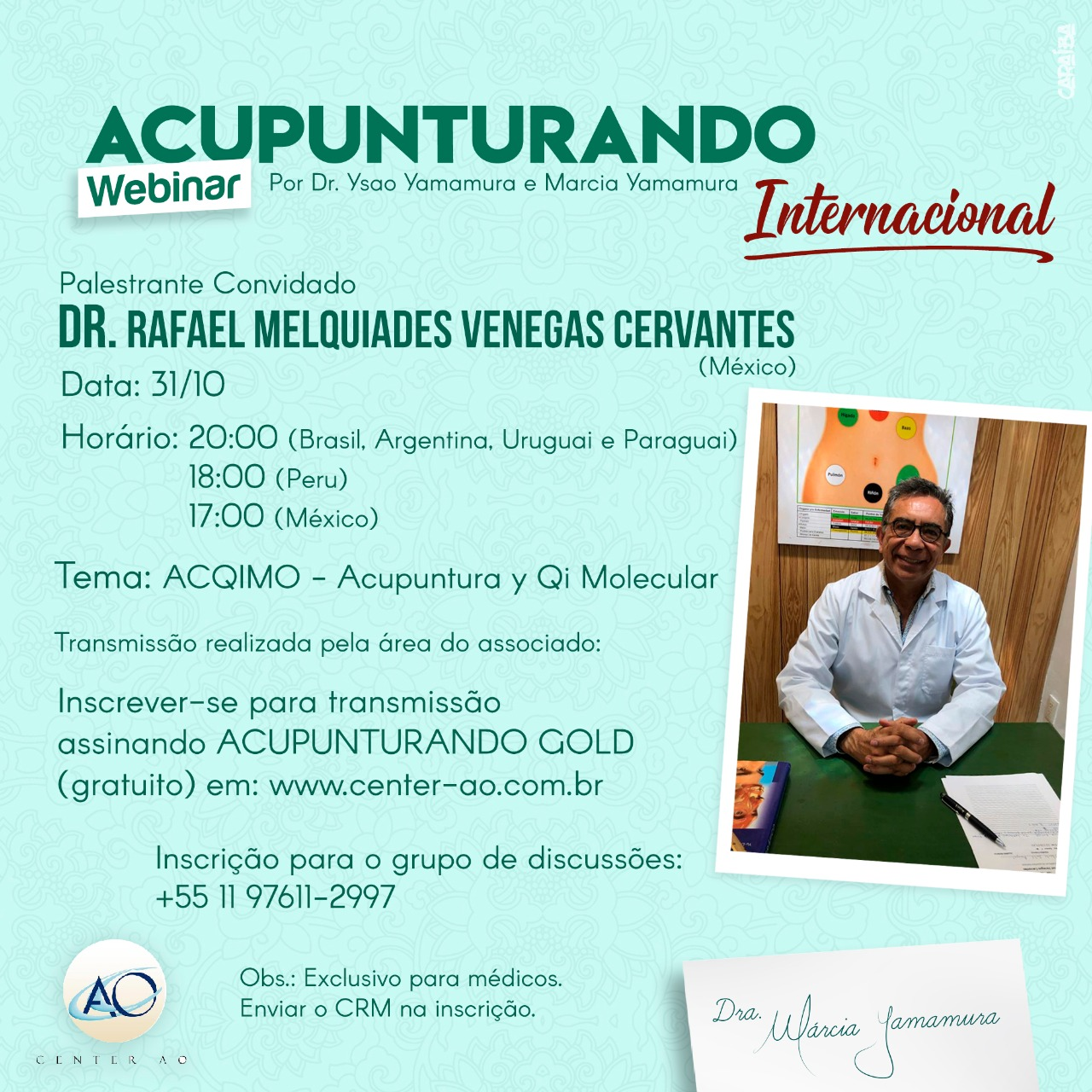 Dr Rafael cervantes mexico