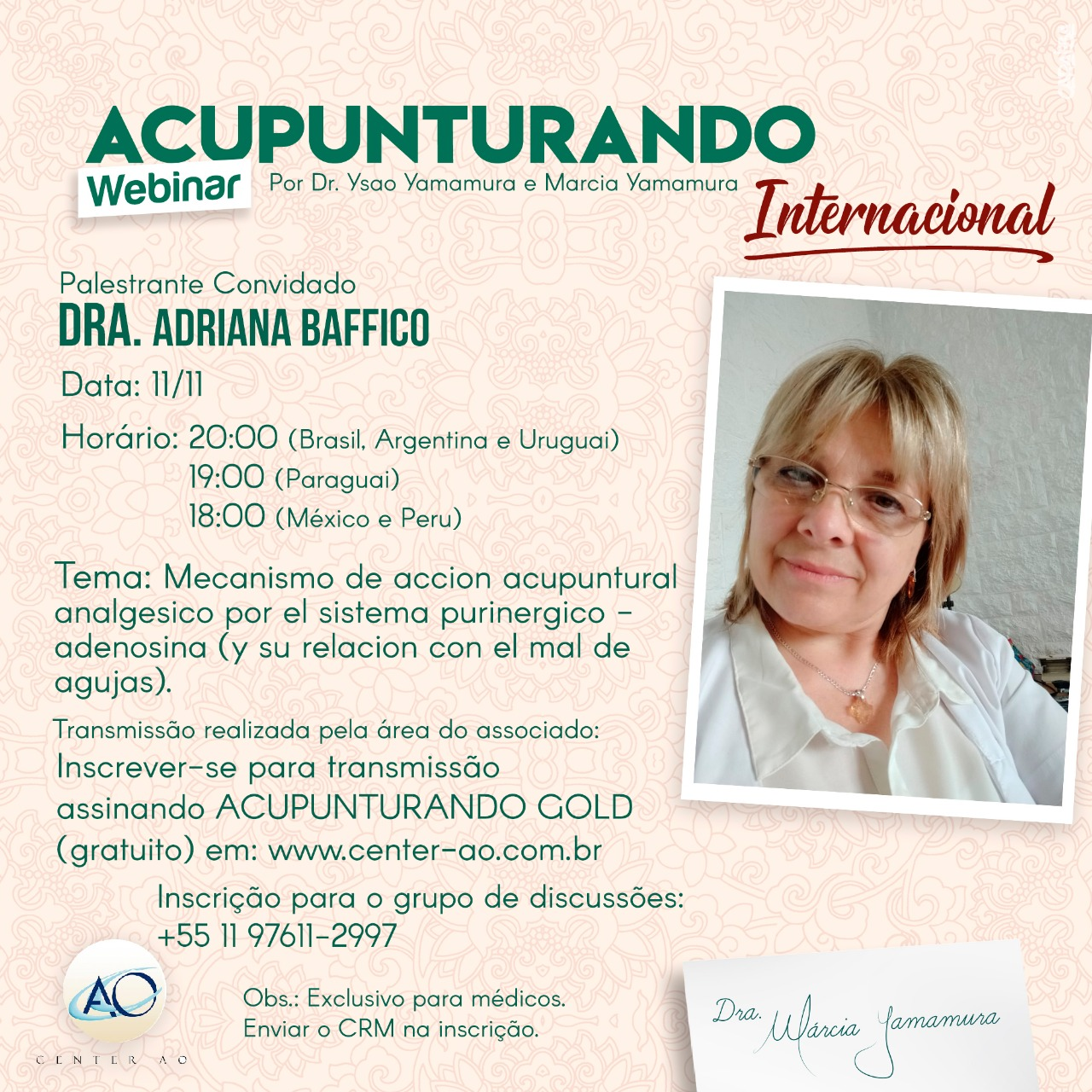 adriana baficco uruguai